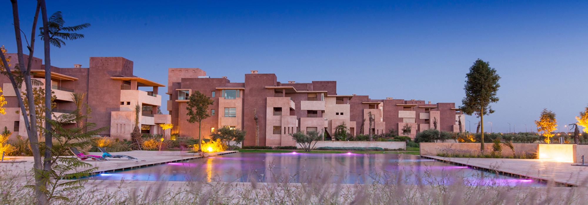 Prestigia Marrakech, Appartement Luxe de 132m