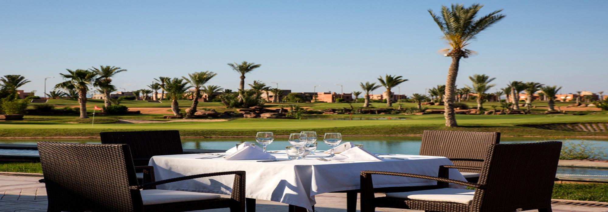 Marrakech , Atlas Golf Resort
